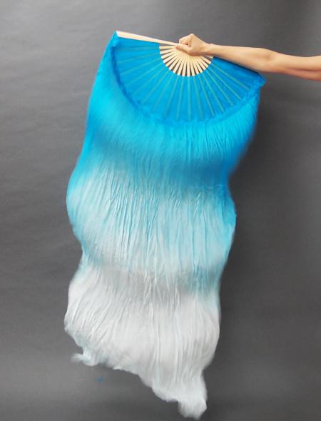 ファンベール ブルー ミラーナベリーダンス衣装