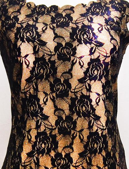 ゴールドトップス3 ミラーナベリーダンス衣装