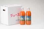 津南高原にんじんジュース(ミックス)1リットル6本詰