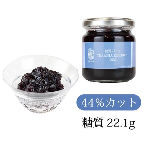 低糖質ブルーベリージャム