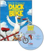 DUCK ON A BIKE (AUDIO)