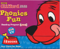 CLIFFORD PHONICS FUN READING PROGRAM PACK2