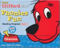 CLIFFORD PHONICS FUN READING PROGRAM PACK5 (10 BOOKS & 1CD)