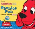 CLIFFORD PHONICS FUN READING PROGRAM PACK6 (10 BOOKS & 1CD)