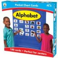 ALPHABET POCKET CHART CARDS