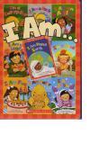 SCHOLASTIC READERS : I AM.. BOOKS & CD  (10 BOOKS & 1CD)