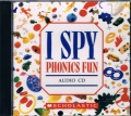 I SPY PHONICS FUN BOXSET CD