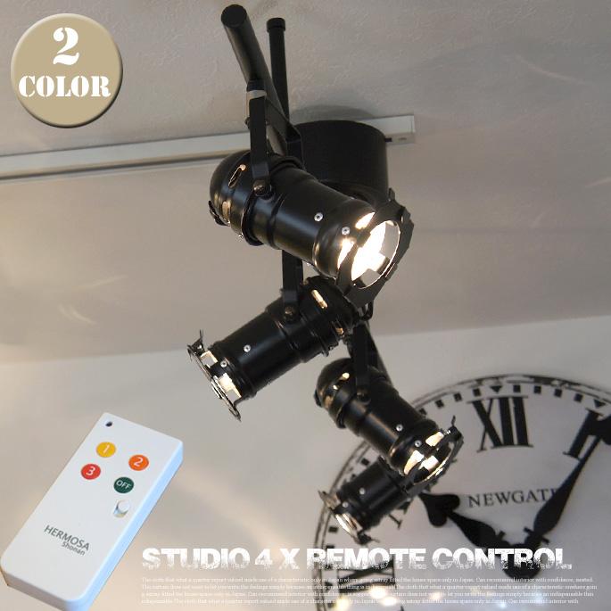 STUDIO 4(スタジオ4) SL-001 スポットライト HERMOSA 全2色 送料無料