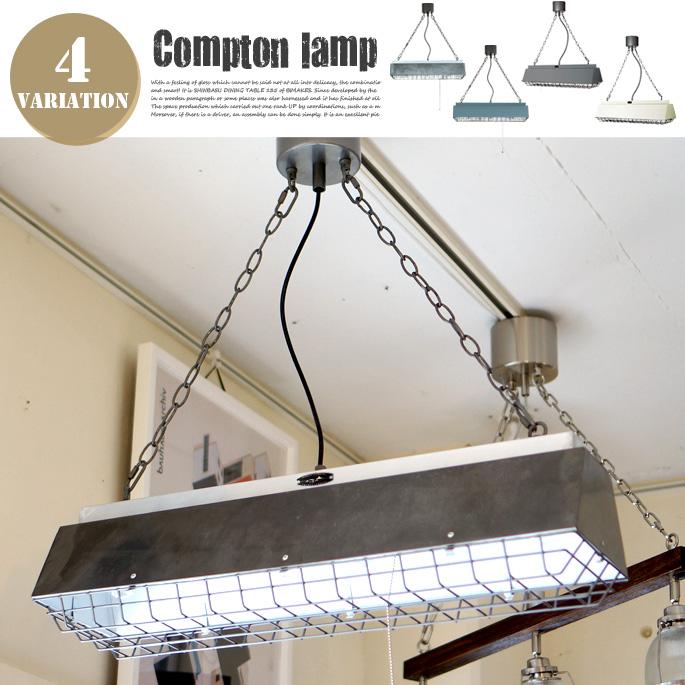 COMPTON LAMP(コンプトンランプ) CM-001 HERMOSA 全4色 送料無料