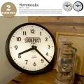 Sevenoaks(セヴノークス) 掛け時計 CL-2139 インターフォルム