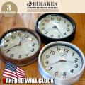 ハンフォードウォールクロック 掛時計 BIMAKES 全3色 送料無料