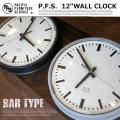 12WALLCLOCK��bar��PACIFIC FURNITURE SERVICE