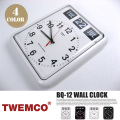 BQ-12 WALL CLOCK(ウォールクロック) パタパタクロック TWEMCO(トゥエンコ)