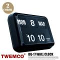 BQ-17 WALL CLOCK(ウォールクロック) パタパタクロック TWEMCO(トゥエンコ)