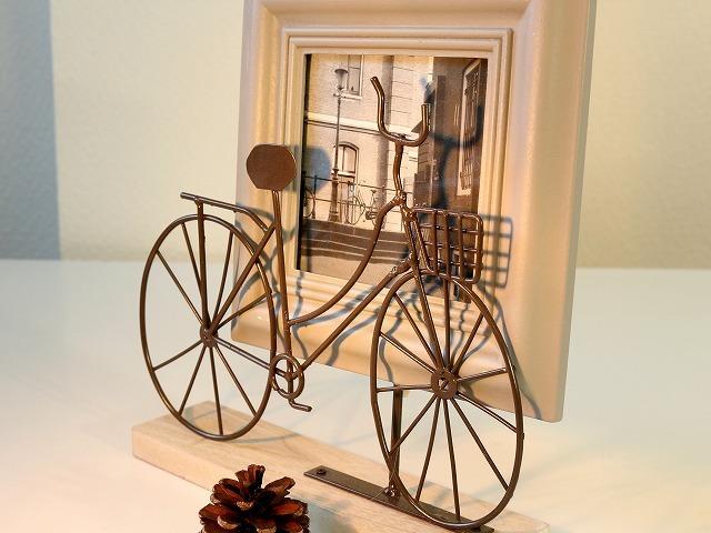 自転車の 自転車 写真立て : ... 自転車写真立て】 A0097