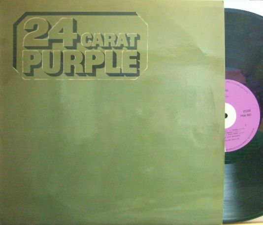 【英Purple】Deep Purple/24 Carat Purple