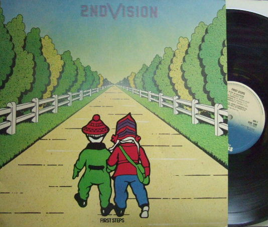【英Chrysalis】2nd Vision/First Step (John Etheridge, Ric Sanders)