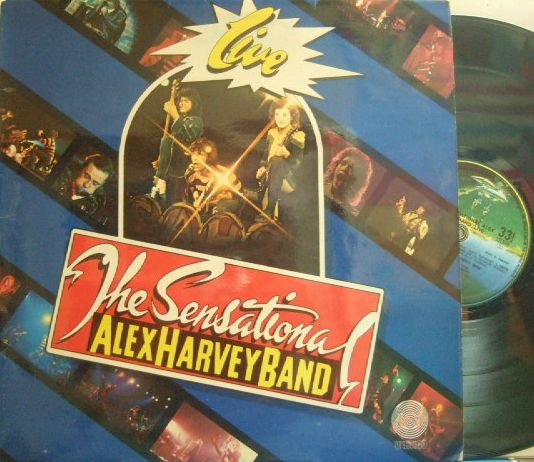 【英Vertigo】The Sensational Alex Harvey Band/Live