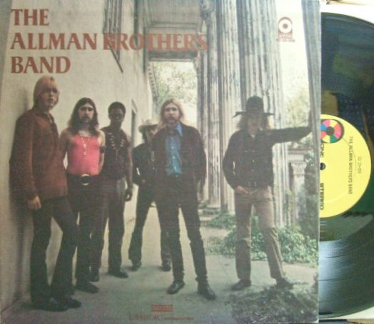 【米Atco】The Allman Brothers Band/Same