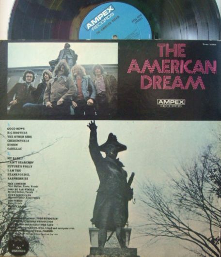 【米Ampex】American Dream/Same