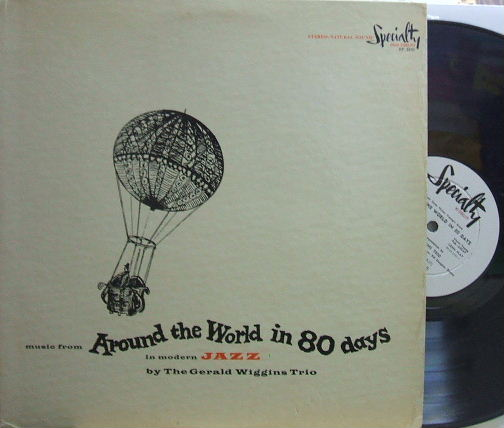 【米Specialty mono】Gerald Wiggins/Around The World in 80 days