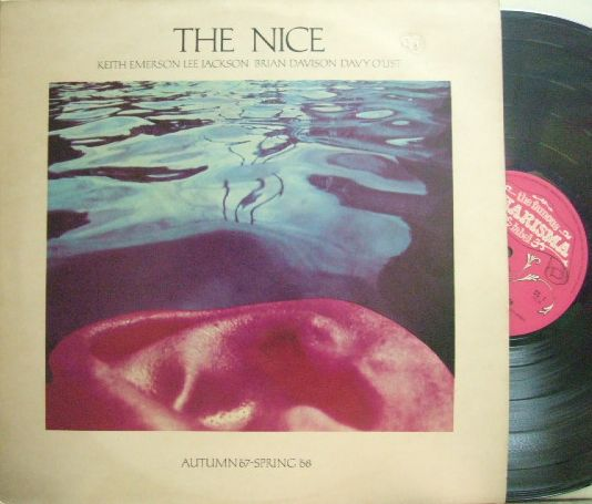 【英Charisma】The Nice/Autumn '67 - Spring '68