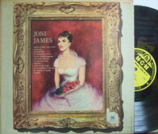 【米MGM mono】Joni James/Award Winning Album vol.2