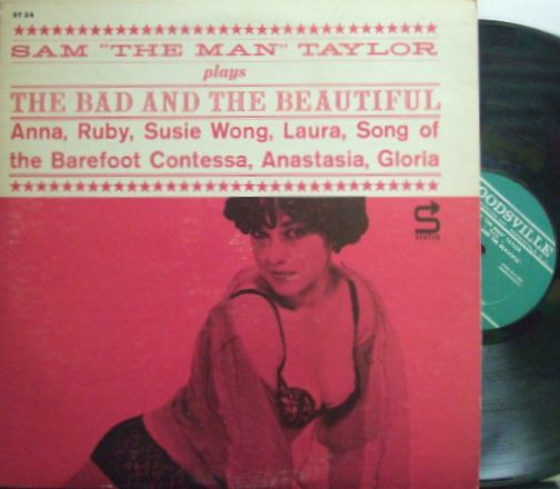 "【米Moodsville/Status mono】Sam ""The Man"" Taylor/The Bad And The Beautiful"