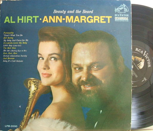 【米RCA Victor mono】Al Hirt - Ann-Margret/Beauty and The Beard