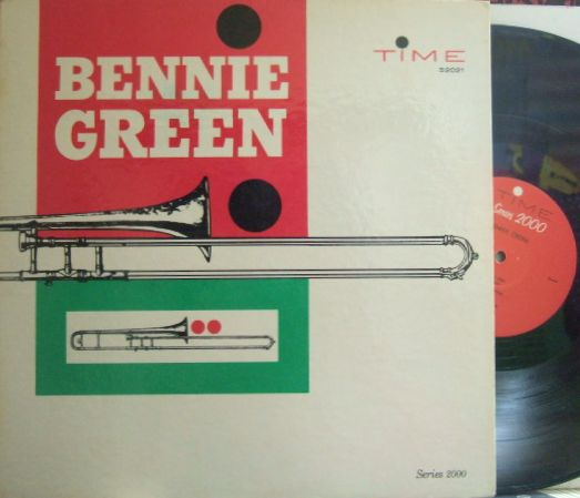 【米Time mono】Bennie Green/Same (Sonny Clark, Jimmy Forrrest, etc)