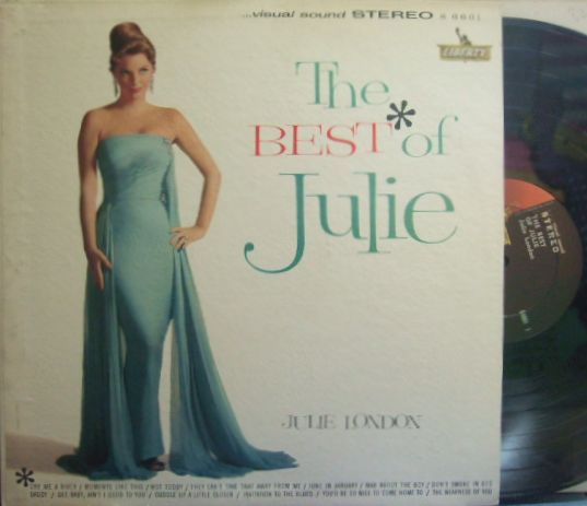 【米Liberty】Julie London/The Best of Julie