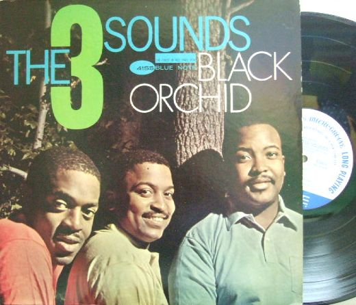 【米Blue Note NY mono】Three Sounds/Black Orchid