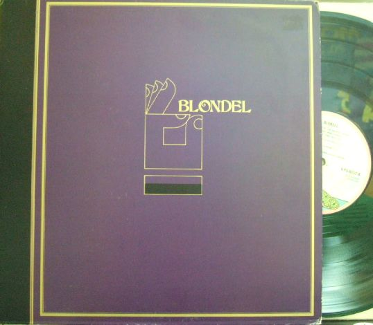 【英Island】Amazing Blondel/Blondel (Steve Winwood, Simon Kirke, Paul Rodgers)