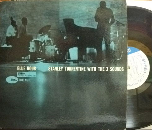 【米Blue Note 47w63rdNY】Stanley Turrentine with 3 Sounds/Blue Hour