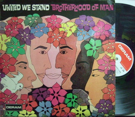 【英Deram】Brotherhood of Man/United We Stand