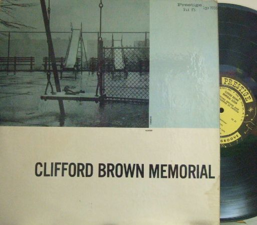 【米Prestige NYC mono】Clifford Brown/Memorial (Art Farmer, Gigi Gryce, Benny Golson, etc)