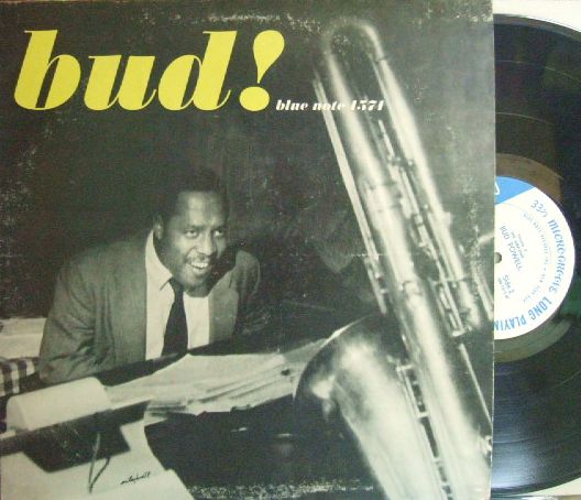 【米Blue Note mono】Bud Powell/Bud!
