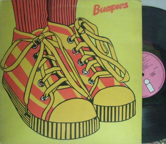 【英Island】Various Artists/Bumpers (2LP)  Traffic, Nick Drake, Bronco, Spooky Tooth, Quintessence, etc