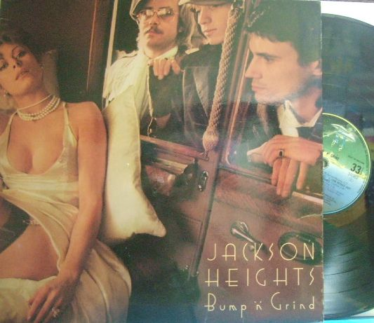 【英Vertigo】Jackson Heights/Bump 'n' Grind (Mike Giles, Ian Wallace, Keith Emerson, etc)