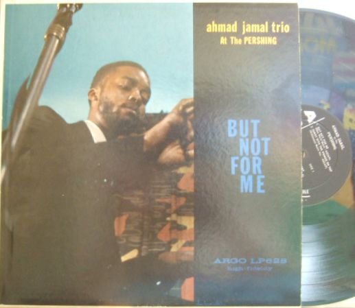 【米Argo mono】Ahmad Jamal/But Not For Me