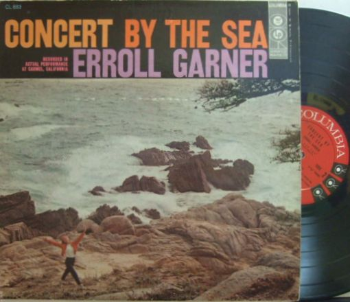 【米Columbia mono】Erroll Garner/Concert By The Sea