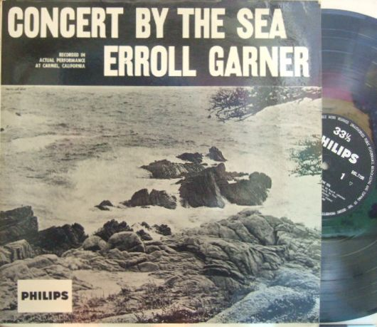 【英Philips mono】Erroll Garner/Concert By The Sea