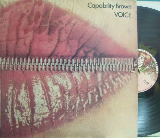 【英Charisma】Capability Brown/Voice