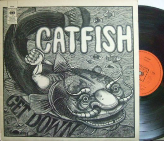 "【英CBS】Catrish/Get Down (Bob ""Catfish"" Hodge)"