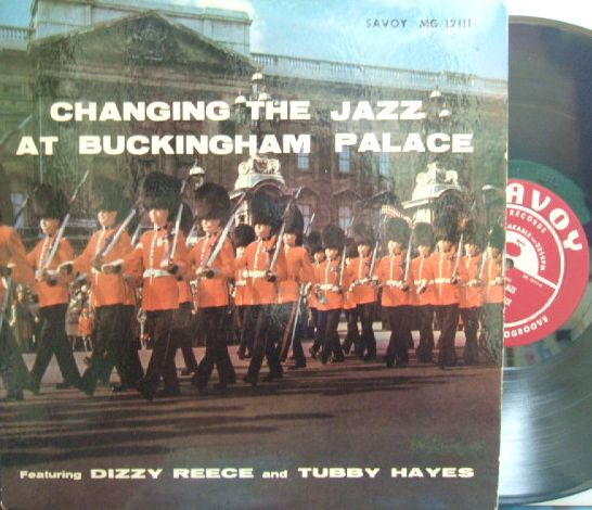 【米Savoy mono】Dizzy Reece and Tubby Hayes/Changing The Jazz At Buckingham Palace