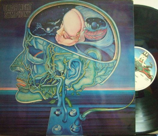 【英Virgin】Clearlight Symphony/Same (Steve Hillage, Tim Blake, etc)