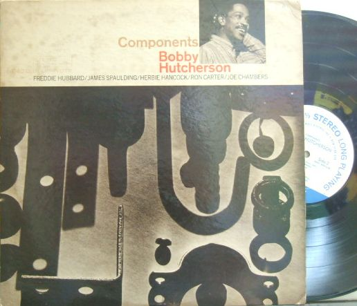 【米Blue Note NY】Bobby Hutcherson/Components