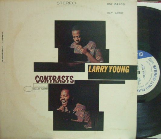 【米Blue Note】Larry Young/Contrasts
