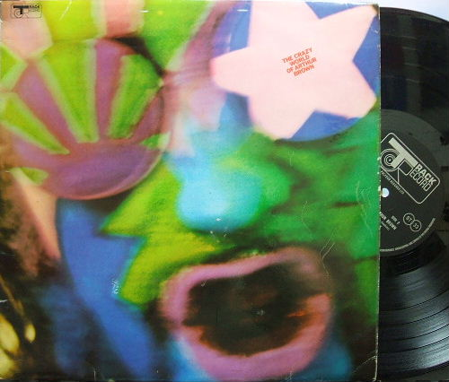 【英Track】Arthur Brown/Crazy World of Arthur Brown