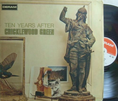 【英Deram】Ten Years After/Cricklewood Green